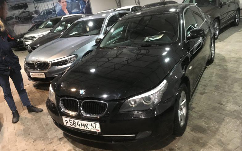 Проверка перед покупкой BMW 5 series (E60)
