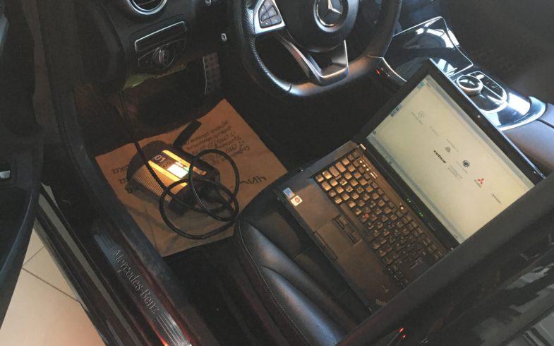 Проверка перед покупкой Mercedes C-class (W205) 2015 года